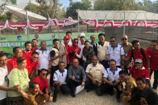 Menteri BUMN resmikan BTS Site USO Telkomsel-BAKTI di Desa Oebela Kabupaten Rote Ndao