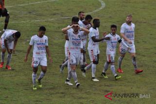 Bali United kalahkan tuan rumah Perseru