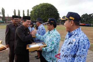 Ratusan ASN Klungkung terima penghargaan dari presiden
