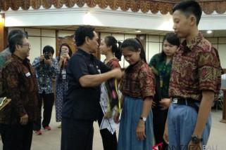 Pemprov Bali lepas peserta Siswa Mengenal Nusantara video