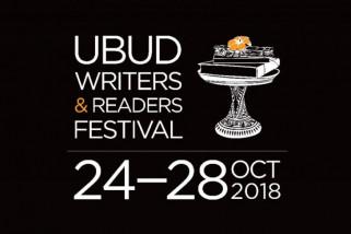 Daftar pembicara Ubud Writers  Readers Festival 2018