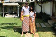 Anggun nikah di Ubud Bali