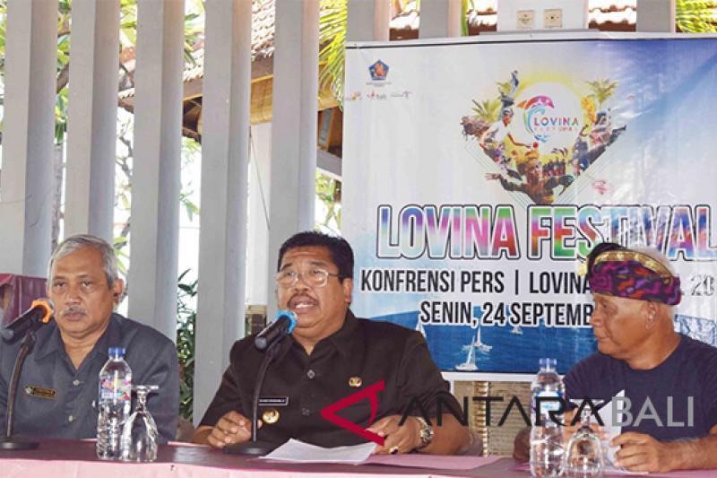 """26-29 September, Buleleng adakan Festival Lovina yang dipadu """"Reunion Bali Yacht"""""""