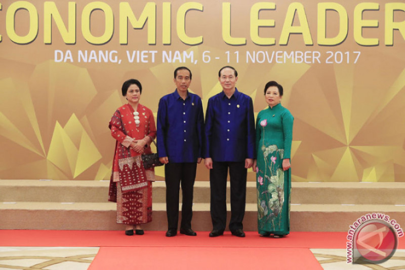 Presiden Jokowi sampaikan belasungkawa atas wafatnya Presiden Vietnam
