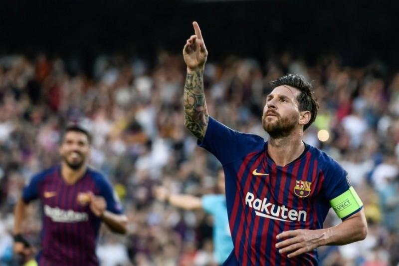 Trigol Messi warnai kemenangan 4-0 Barca atas PSV