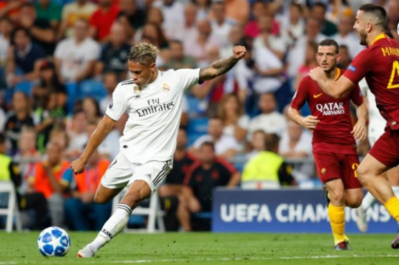 Real Madrid hancurkan AS Roma 3-0