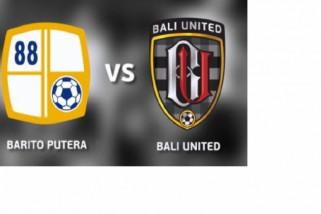 Barito Putera ditahan Bali United 1-1