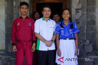 Dua pelajar Klungkung wakili Bali ke O2SN tingkat nasional