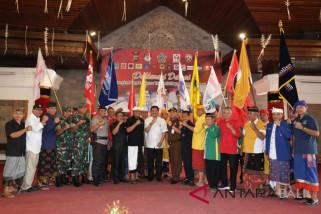 Gianyar deklarasi kesepakatan damai jelang Pemilu 2019