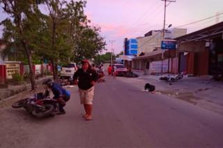 Naluri wartawan di antara gempa