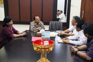 Gubernur Bali sampaikan harapan