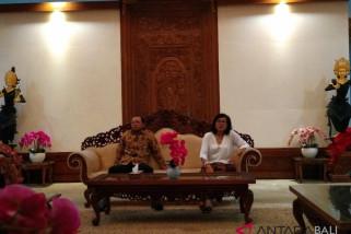 22 September Presiden Jokowi resmikan GWK