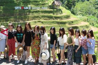 350 peserta Pertemuan IMF-WB akan kunjungi Taman Nusa