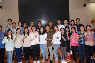 Badung berangkatkan calon mahasiswa beasiswa luar negeri