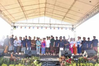 Festival Subak Karangasem berakhir