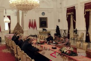Presiden Jokowi terima delegasi Senat Republik Cheko