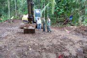 """Masyarakat Karangasem apresiasi """"TNI Membangun Desa"""""""