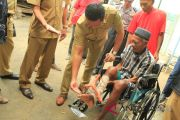 Pemkab Jembrana siapkan puluhan bantuan kursi roda