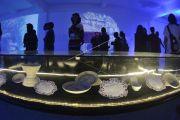 Mahasiswa Unud pamerkan puluhan artefak bawah laut (video)