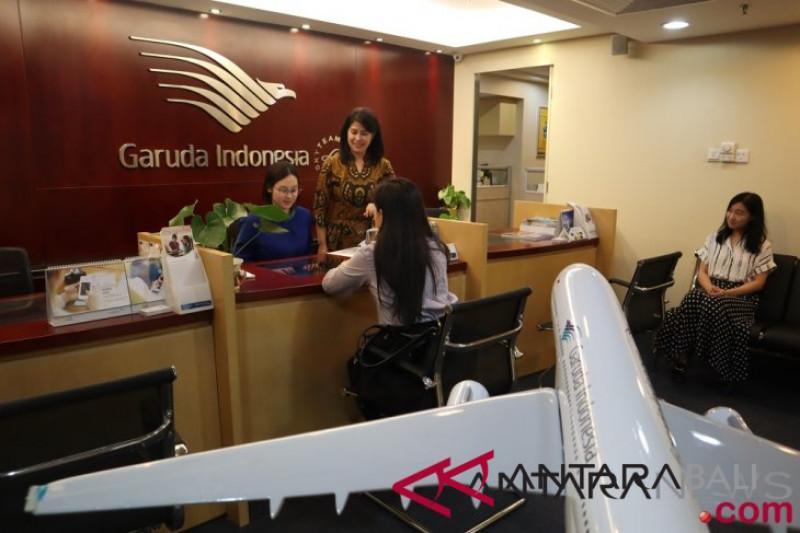 Pulihkan kepercayaan wisatawan China, Garuda tawarkan paket khusus Guangzhou-Denpasar