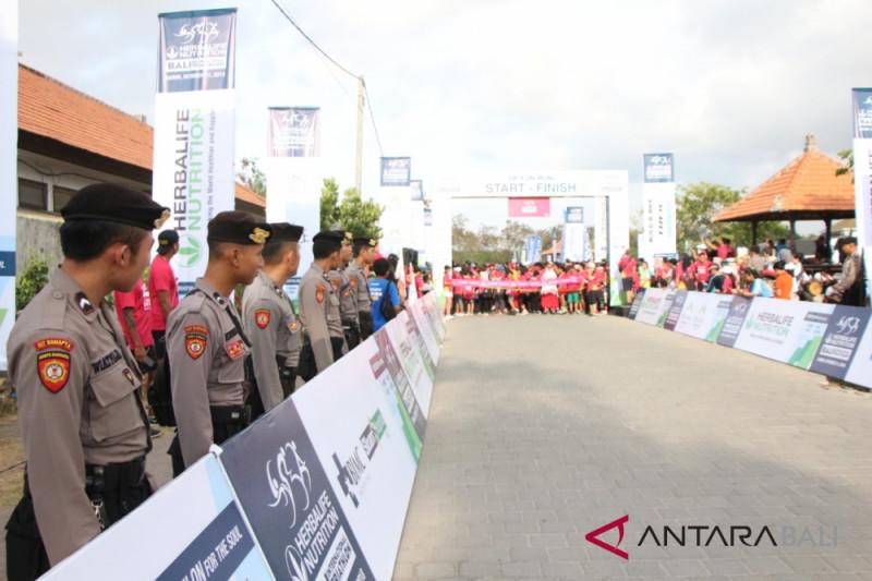 "Polda Bali amankan kegiatan ""Triathlon"" diikuti 30 Negara"