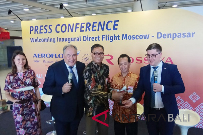 Direct flights to attract more Russian Tourists to Indonesia: Ambassador