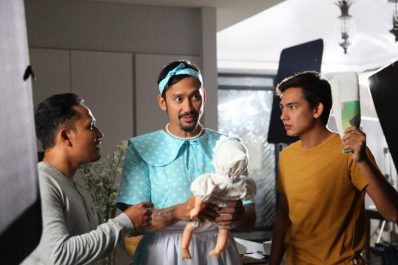 Tora Sudiro perlakukan akting dengan penuh cinta