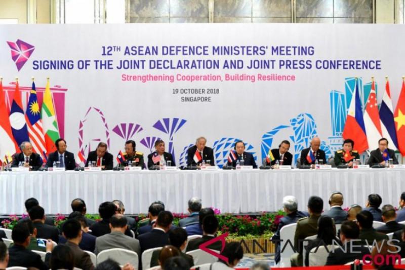 Negara ASEAN berencana latihan maritim dengan militer AS