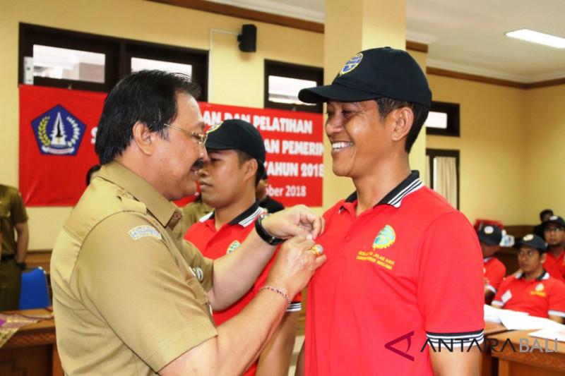 """Sopir dinas Pemkab Badung dilatih """"smart driving"""""""