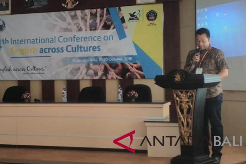Enam negara ikuti konferensi internasional bahasa- budaya oleh undiksha