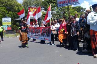 Forum Peduli NKRI Bali tolak HTI