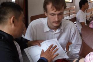 Warga Rusia simpan kokain Dituntut 12 Bulan