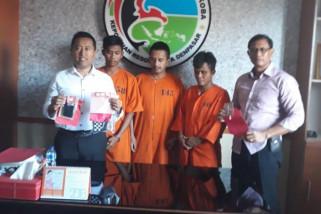 Polresta Denpasar bekuk tiga penyalahguna narkoba