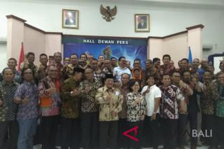 PWI umumkan kepengurusan Masa Bakti 2018-2023