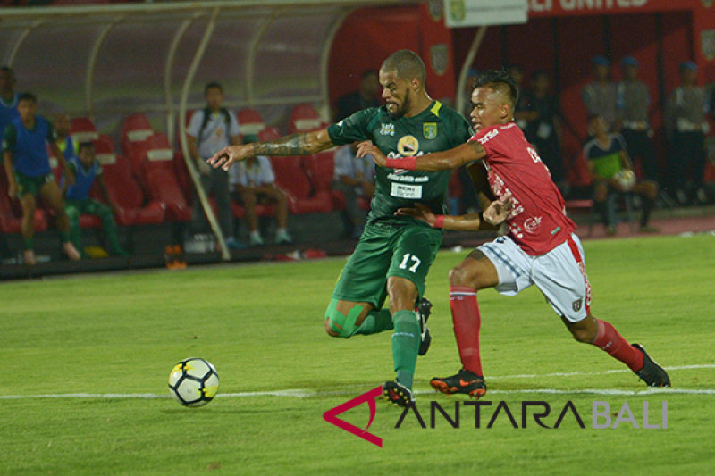 Bali United tumbang lawan Persebaya