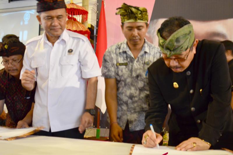 Pemprov Bali-BNN wujudkan desa bebas narkoba