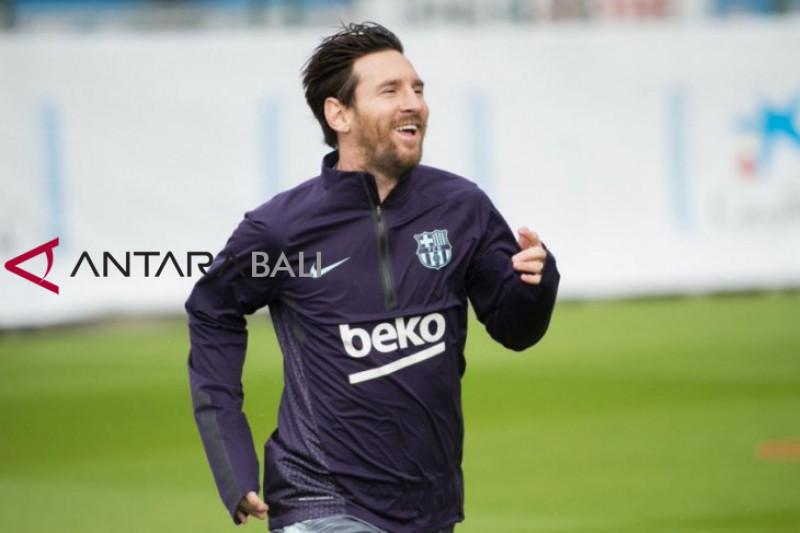 Messi antar Barcelona gasak Espanyol 4-0