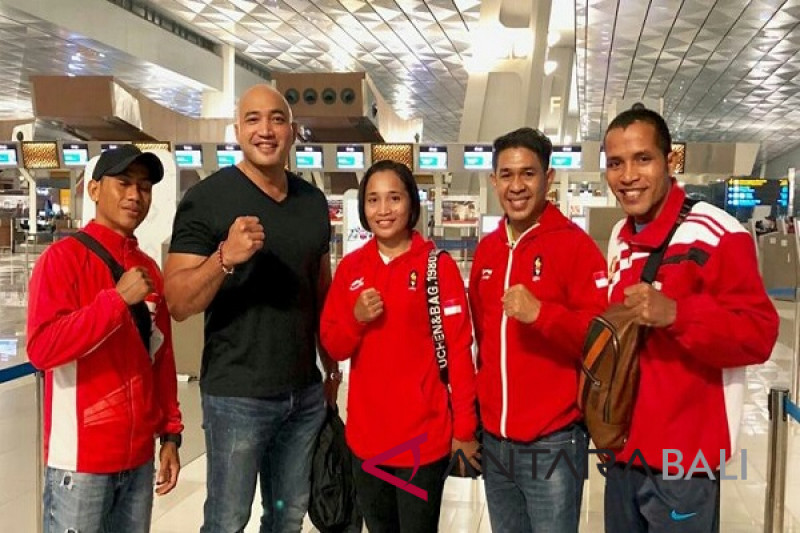 Three Indonesian boxers to go to China