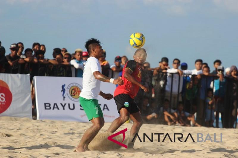 Tim Malaysia menang tipis 4-3 lawan Timor Leste