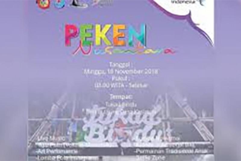 """GenPI adakan """"Peken Nusantara"""" di Tukad Bindu Denpasar"""