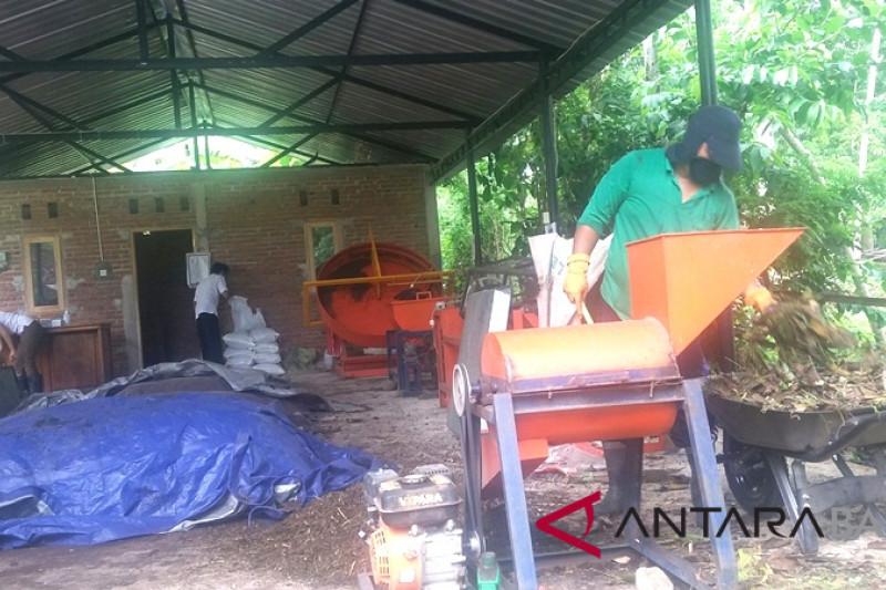 Desa Baluk kelola sampah dengan dana desa