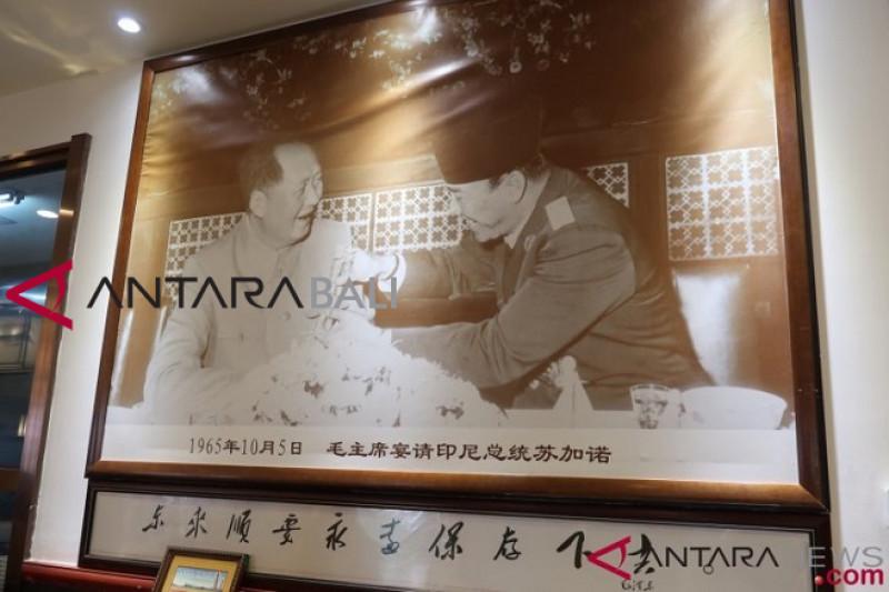 Mencicipi restoran China yang pernah disinggahi Soekarno tahun 1965