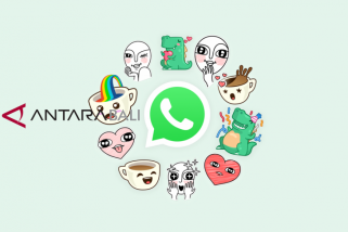 Cara membuat stiker pribadi untuk WhatsApp