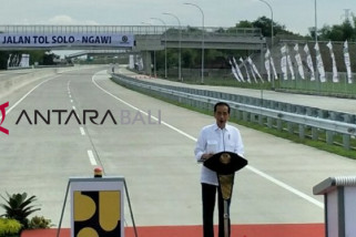 Presiden optimis Tol Jakarta-Surabaya tersambung Desember 2018