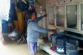 Banjir Jembrana rugikan perekonomian warga