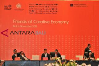 Bekraf mayoritas pemain ekonomi kreatif adalah UKM