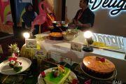 """Ratusan kreator makanan semarakkan """"Patissera 2018"""""""