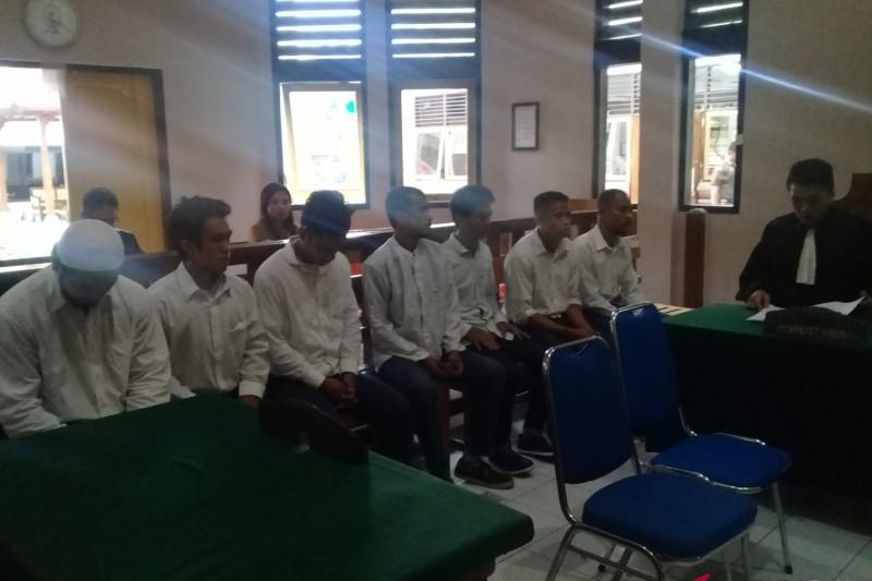 Hakim vonis tujuh tahanan kabur 27 bulan penjara