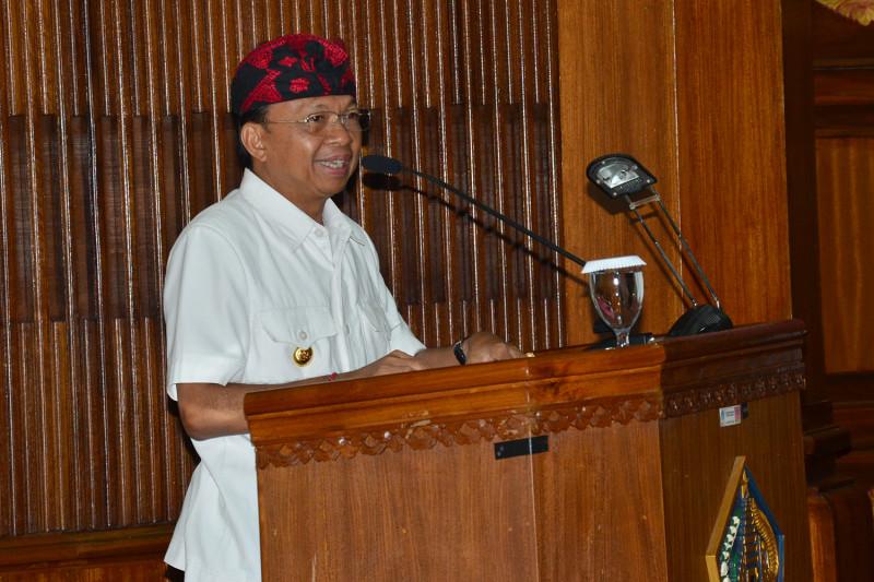 "Gubernur Koster hentikan ""Bali Nawanatya dan Mahalango"""