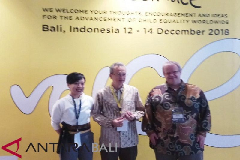 Puskapa gelar konferensi internasional perlindungan anak di Bali